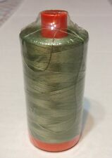 #5019~AURIFIL QUILTING & SEWING 100% COTTON THREAD~MILITARY GREEN~50Wt