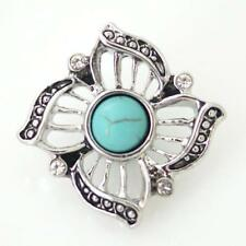 Fits Ginger Snap Turquoise Ginger SNAPS Magnolia Vine Jewelry 18mm Button