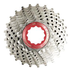 RATUXTR Road Bike 9 Speed Cassette fit Sram Shimano 11-25T Silver New