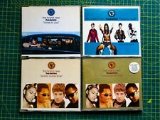 Great lot of 4 Brand New Heavies CD singles  Superb lot