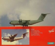1861014-herpa 533348 Spanish Air Force Airbus A400m Atlas Wings/aereo da collezi