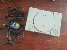 Sony Playstation 1 One SCPH-7001 Console Disc Won't turn or read...