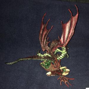 Rare Oop Games Workshop Citadel DS1 1987 Lava Dragon Metal