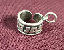 JAMES AVERY STERLING SILVER TEJAS CHARM - RARE!!!!