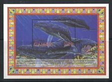 2002 Gambia Whales Sg Ms 4405a Muh