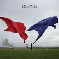 Biffy Clyro CD Album Only Revolutions Orig 12 TRX 2009 Very Good Digipak Case