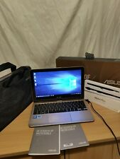 "Asus Vivobook Gold TP203N Touchscreen Laptop 11.6"" Windows 10 N3350 2GB RAM"