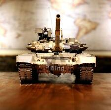 6.0 Upgraded Metal Ver Russia T90 RTR RC Tank 3938 2.4G Henglong 1/16 Scale