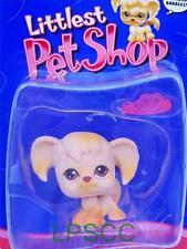 Littlest Pet Shop Gold SPANIEL Puppy lot #26 Rare Retired NIB First 80 Pets!