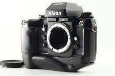 Nikon F4s Late Model 35mm S/N257XXXX [Excellent+5] From Japan #0067