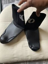 PEARL iZUMI Barrier MTB Shoe Cover Cycling Booties Foot Covers Medium Black M