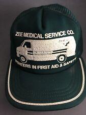 Zee medical hat