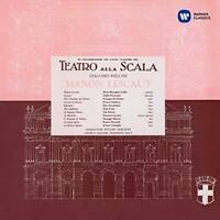 MARIA CALLAS-PUCCINI: MANON LESCAUT-JAPAN 2 SACD HYBRID K81