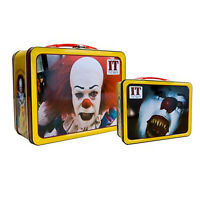 IT The Movie Lunch Tin Tote NEW IN STOCK