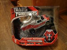 2007 Hasbro-Transformers Movie-Autobot Rescue Ratchet Figure (New)