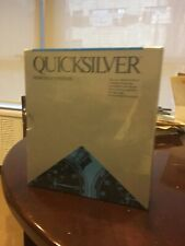 QUICKSILVER by Wordtech Systems. Compiler Software. Brand New. Shrink  Wrapped.