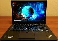 Lenovo ThinkPad X1 Carbon Intel i7-5600 512GB SSD 16GB RAM 2560X1440 WQHD Touch
