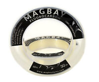 40 lbs 30M  100% FLUOROCARBON BIG GAME MAGBAY FISHING LEADER (33 Yds)