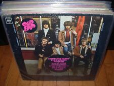MOBY GRAPE self titled ( rock ) finger cover - sticker - columbia 2698 mono -