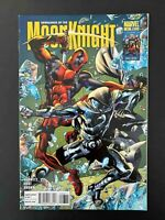 VENGEANCE OF MOON KNIGHT #8 MARVEL COMICS 2010 VF+