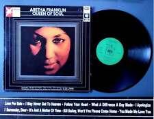 LP Aretha Franklin: Queen of Soul (CBS S 52 562) D
