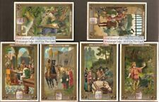 The Song Of Roland - Set Of 6 Nice  c1907 Cards