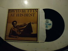 David Ruffin ‎– At His Best - LP