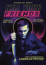 Kill Your Friends (DVD, Nicholas Hoult, James Corden, Owen Harris, 2016)