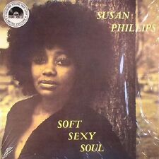 """SUSAN PHILLIPS  """"SOFT SEXY SOUL""""  RECORD STORE DAY 2017"""