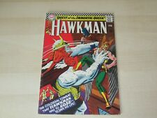 HAWKMAN #13 HIGH GRADE DC SILVER AGE QUEST OF THE IMMORTAL QUEEN!