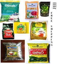 Bogawantalawa,Dilmah,Lipton Ceylonta, Zesta,, Mlesna,kandurata Pure Ceylon Tea