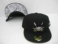 NEW ERA 59FIFTY ONE PIECE  ZORO 59FIFTY FITTED CAP black/white