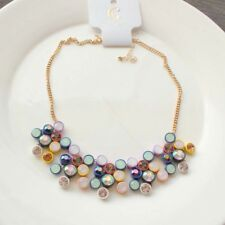 New Charming Charlie Bubble Collar Necklace Gift Fashion Women Party Jewelry FS