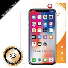 iPhone Xs Max Screen Protector 3x Anti-Glare Matte Cover Guard Shield Saver