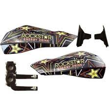 Rockstar Hand Guards by Polisport Yamaha YFZ350 Banshee 99-06