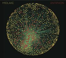 Midlake - Antiphon [New CD] Holland - Import