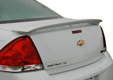 #324 PAINTED FACTORY STYLE SPOILER  fits the 2006 - 2013 CHEVROLET IMPALA