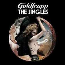 "GOLDFRAPP ""THE SINGLES"" CD 14 TRACKS NEU"
