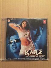 Karz 2002 - Sanjeev Darshan Tseries Bollywood Hindi 1st Edition CD