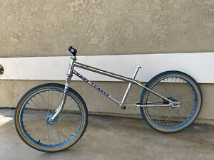 GT Pedals ready bmx old school vintage bicycle