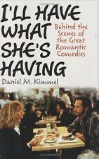 Book - Novel - Daniel M. Kimmel - I'll Have What She's Having: Great Romantic
