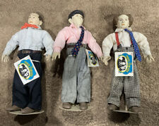 Three Stooges Memorabilia Figures