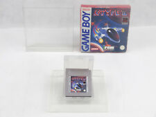 Nintendo Game Boy R Tipo 2 BOXED PAL