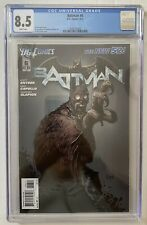 Batman #6 vol.2 - CGC 8.5 - 1st appearance of the Court of Owls