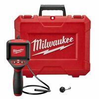 Milwaukee 3 ft. Digital Drain Plumbing Pipe Inspection Camera Scope w/ Light Kit