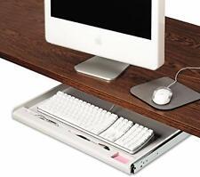 Lot of 5 - Innovera 53000 Standard Underdesk Keyboard Drawer (Light Gray) New