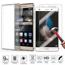 Huawei P9 Lite Schutzglas Glasfolie Echt Glas Schutz Folie Display 9H