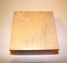 Ahorn 10x10x5cm Holz Drechselholz drechseln Klotz 1m=22€
