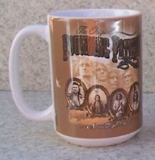 Coffee Mug Historical Original Founding Fathers  NEW 15 ounce cup with gift box