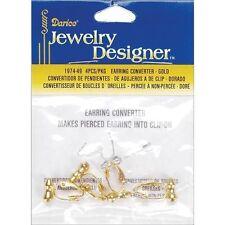 Darice Earring Converter Pierced To Clip - 151957